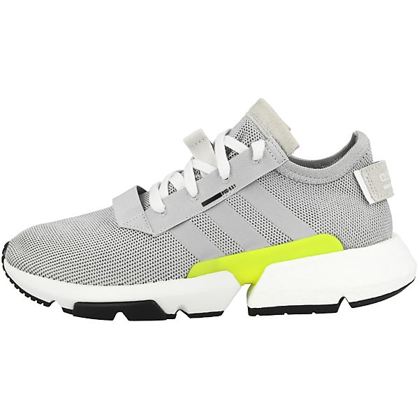 Originals Sneakers S3 grau Schuhe Low 1 adidas POD dZUXwBxX