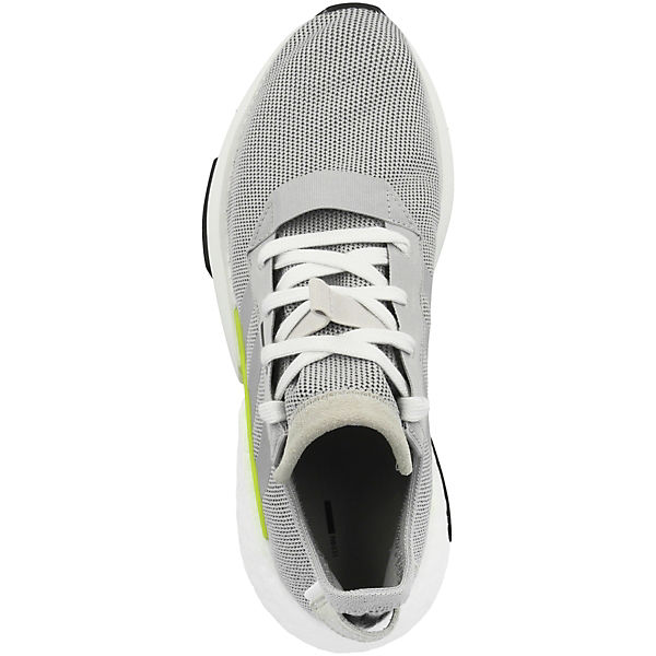 1 POD grau Originals adidas S3 Schuhe Sneakers Low Z8qPf