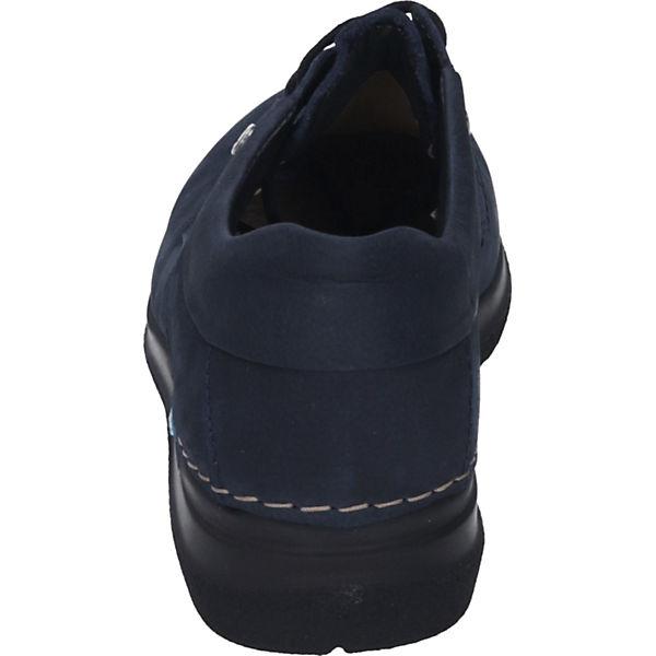 Wolky, Damen  Schnürer Schnürschuhe, blau   Damen 4334fd