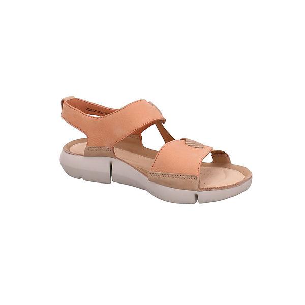 Clarks, Sandalen, orange  Gute Schuhe Qualität beliebte Schuhe Gute c2e2d7