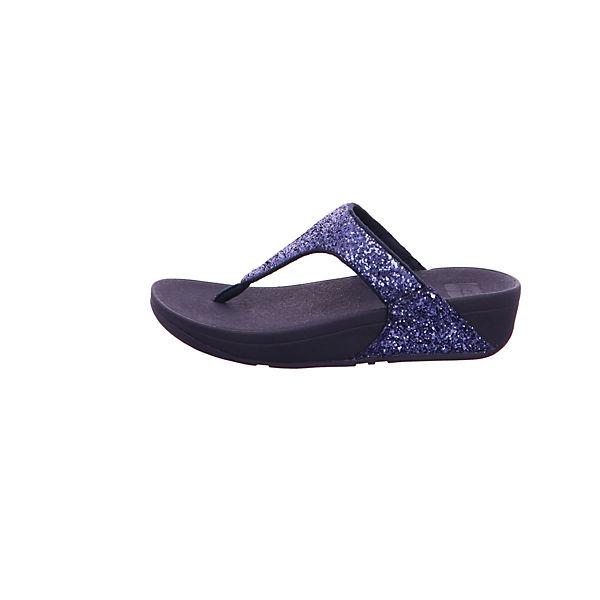FitFlop, Qualität Zehentrenner, blau  Gute Qualität FitFlop, beliebte Schuhe f3fd73