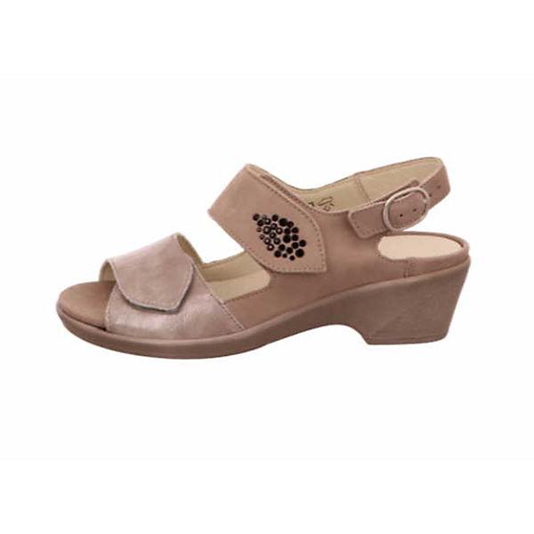 WALDLÄUFER,  Sandalen, braun  WALDLÄUFER, Gute Qualität beliebte Schuhe aed38b