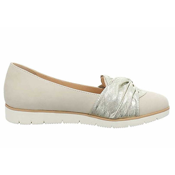 CAPRICE,  Slipper, beige  CAPRICE, Gute Qualität beliebte Schuhe 833f71