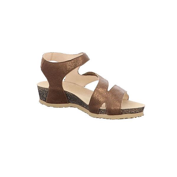 Think!, Sandalen, braun Qualität  Gute Qualität braun beliebte Schuhe 0eb2e3