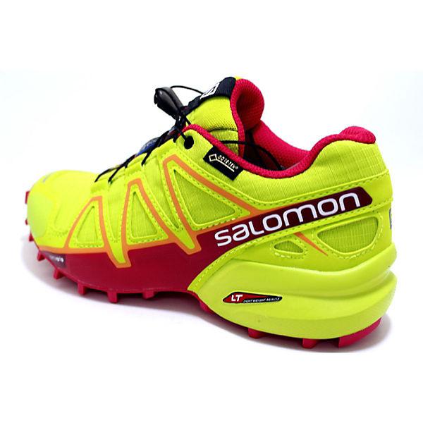 Salomon, Speedcross 4 Gute GTX, gelb Gute 4 Qualität beliebte Schuhe 5aa7e4