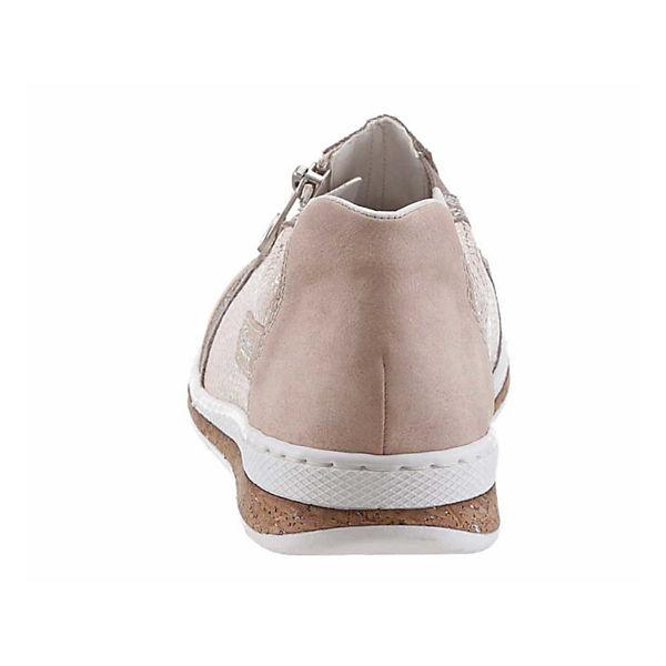 Rieker, Slipper, mehrfarbig mehrfarbig mehrfarbig  Gute Qualität beliebte Schuhe 7c8407