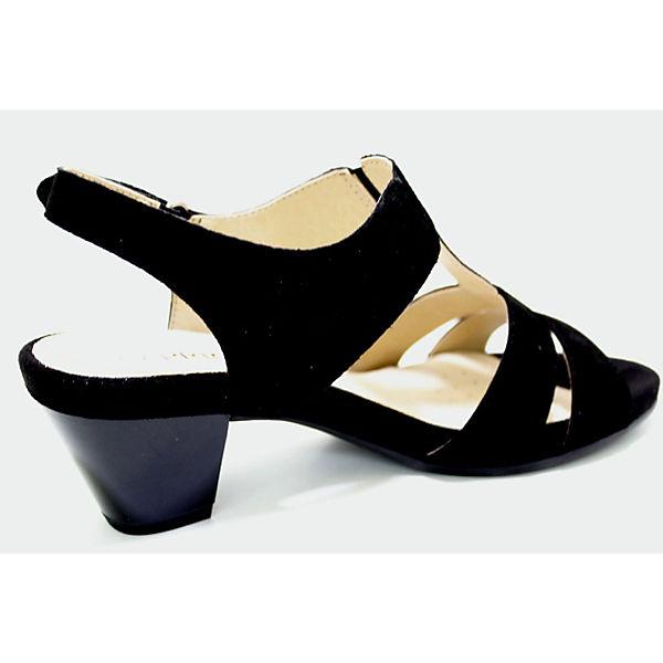 CAPRICE, Sandaletten, schwarz  Gute Schuhe Qualität beliebte Schuhe Gute a963fa
