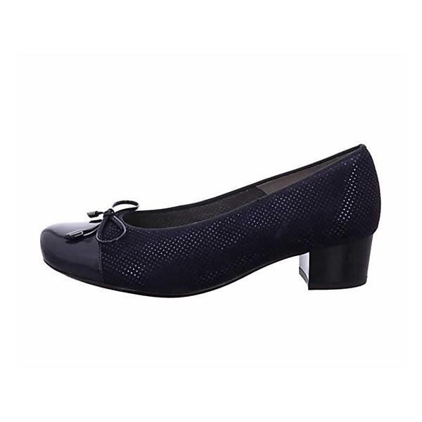 ara, Pumps, blau  beliebte Gute Qualität beliebte  Schuhe 167de4