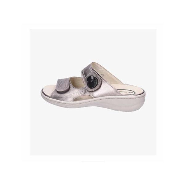 WALDLÄUFER, Pantoletten, bronze  beliebte Gute Qualität beliebte  Schuhe 516228
