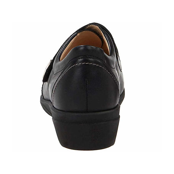Finn Comfort, Halbschuhe, schwarz schwarz Halbschuhe,   e87060