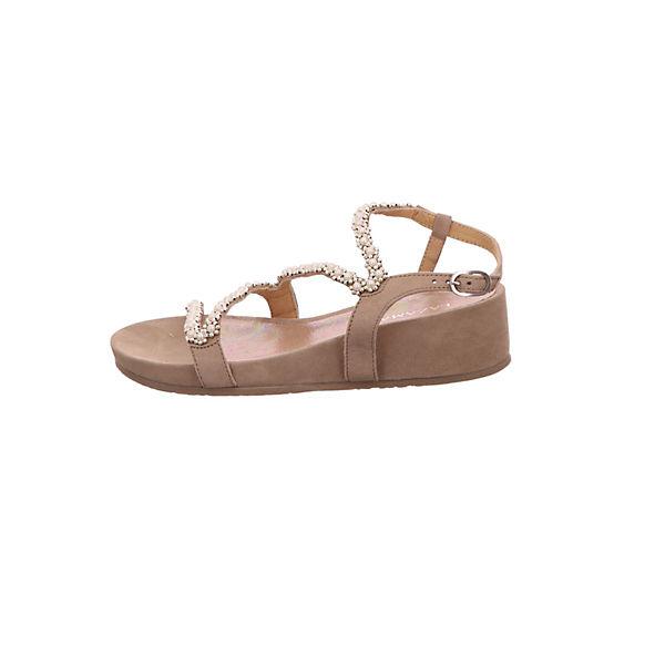 Lazamani, Sandaletten, beige Schuhe  Gute Qualität beliebte Schuhe beige 46e967