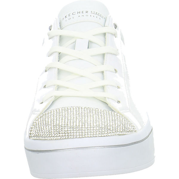 POINT Low Low Sneakers ON weiß Sneaker SKECHERS HI LITE zvqPZxw