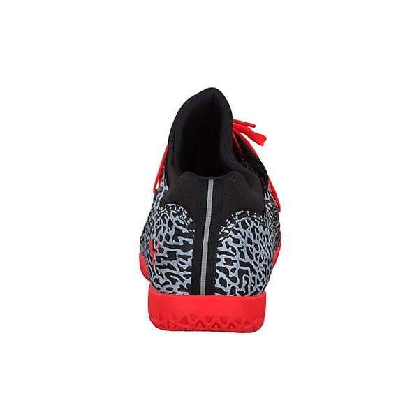 Fußballschuhe NETFIT rot PUMA 104702 mit CT 365 anpassbarem Texture schwarz Schnürsystem NETFIT 01 gSnSTF1