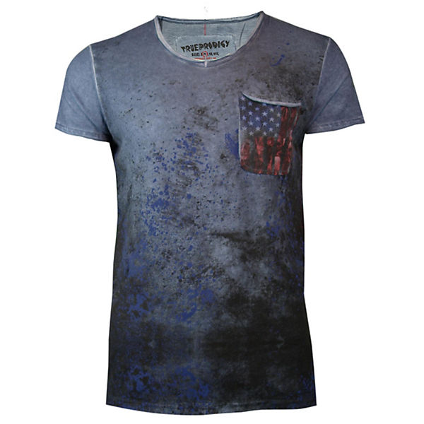 T-Shirt American Pocket mit Brusttasche