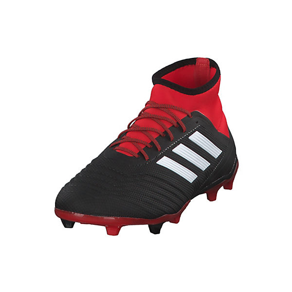 Performance mit Fußballschuhe Sohle adidas kombi 2 rot Nocken Predator FG 18 dwqHFY