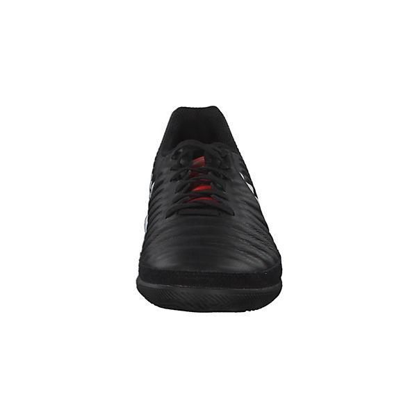 Hallen IC 080 schwarz LegendX rot mit Tiempo Sohle AH7246 Fußballschuhe VII Pro NIKE 0qX1zwC