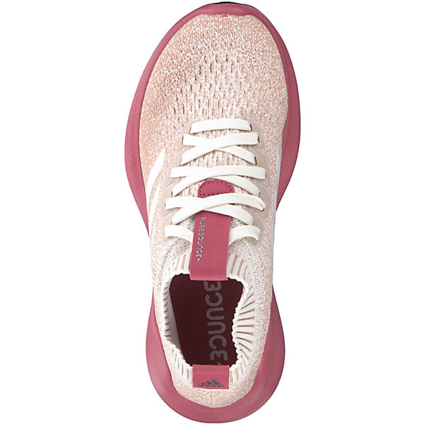 kombi Vorfußbereich mit adidas breitem Performance Laufschuhe rosa fwZYTqP