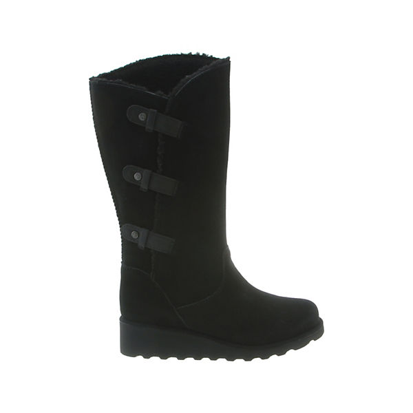 Bearpaw, Lammfell Stiefel Qualität HAYDEN Winterstiefel, schwarz  Gute Qualität Stiefel beliebte Schuhe 5e0958