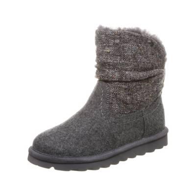 EMU Australia, Winterstiefel Islay Kids, waterproof, für Mädchen, hellbraun
