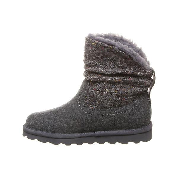 Bearpaw, Lammfell Stiefelette VIRGINIA Klassische Stiefeletten, beliebte grau  Gute Qualität beliebte Stiefeletten, Schuhe 9ada50