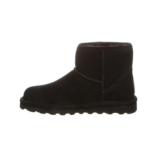 Bearpaw, Lammfell Stiefelette  ALYSSA Klassische Stiefeletten, schwarz  Stiefelette Gute Qualität beliebte Schuhe ddcf5d