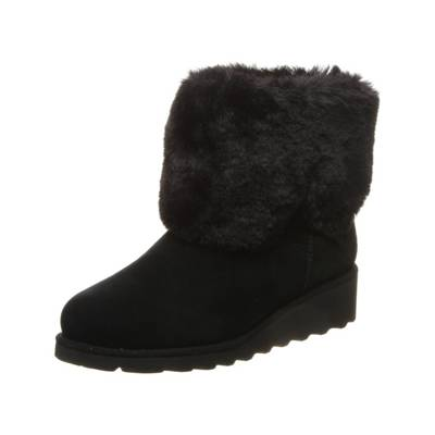 Bearpaw CHUKKA BOOT SPENCER - Schnürstiefelette black