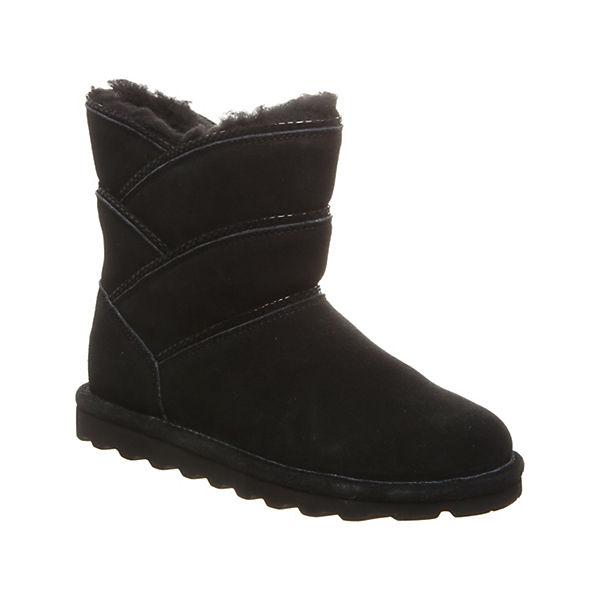 Bearpaw, Stiefeletten, Lammfell Stiefelette ANGELA Klassische Stiefeletten, Bearpaw, schwarz  Gute Qualität beliebte Schuhe b3ee12