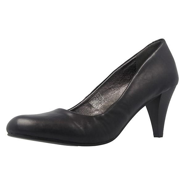 Fitters Footwear, Pumps Princess, schwarz    schwarz 8871bf