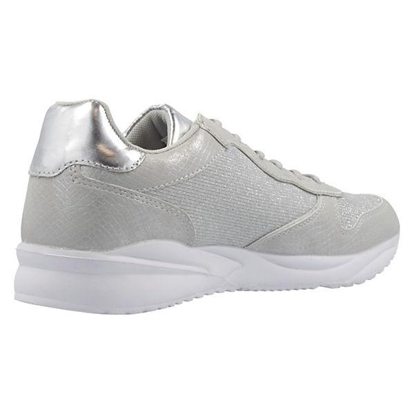 Fitters Footwear, TurnschuheSophia, silber silber TurnschuheSophia,   2670a6