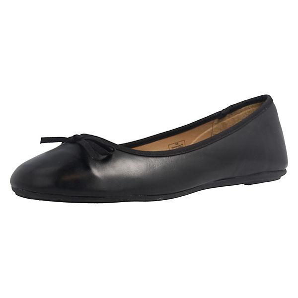 schwarz Ballerinas Lina Footwear Lina Lina Footwear schwarz Ballerinas Ballerinas Fitters Fitters Footwear Fitters schwarz wXwqfPpR