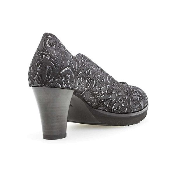 Gabor,  Pumps, schwarz  Gabor, Gute Qualität beliebte Schuhe 6158ea
