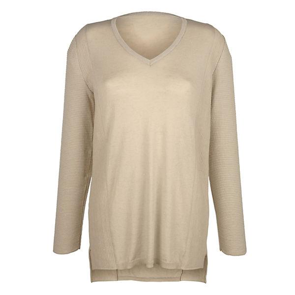 Pullover KLiNGEL KLiNGEL beige Pullover beige Pullover Pullover beige KLiNGEL beige KLiNGEL qqpETwxRZW