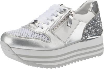 Sneakers Für KaufenMirapodo Silber Günstig In Damen c3FJuK1Tl