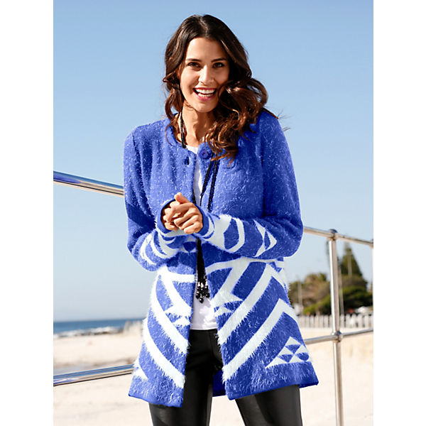 blau Dress In Strickjacke blau In Dress Dress Strickjacke Strickjacke Strickjacke Dress In blau Dress In blau cfRTWfnB