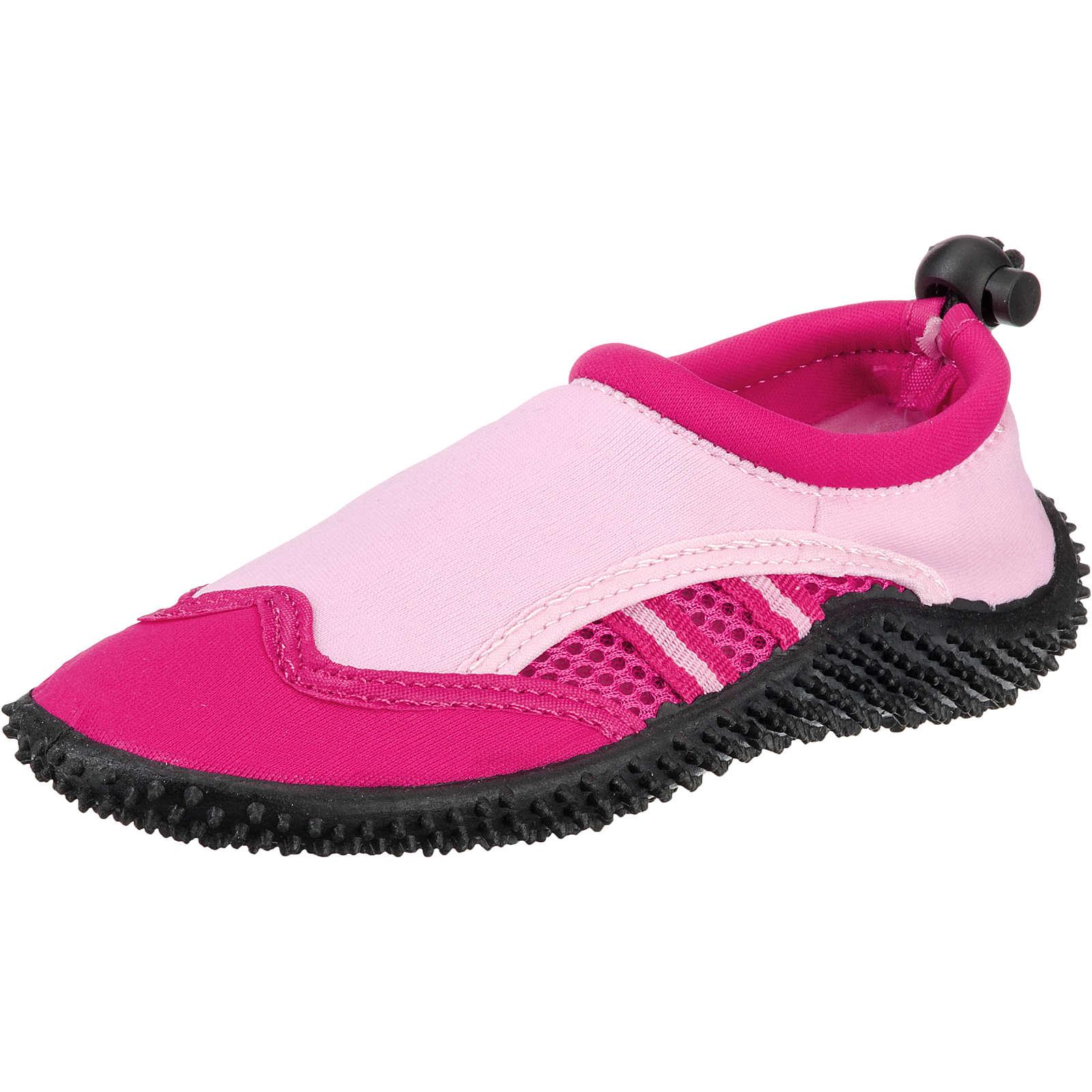 D.T. NEW YORK Badeschuhe Kids Beach Aquaschuhe für Mädchen pink Mädchen Gr. 26