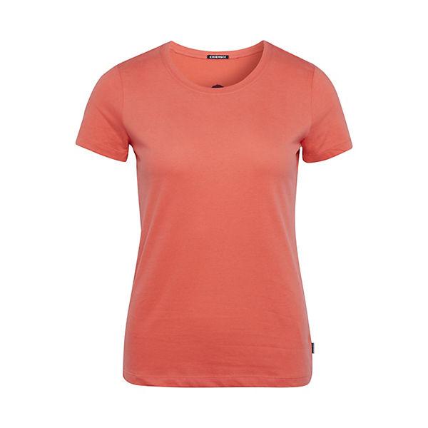 Jumper Dem Chiemsee Gots logo Auf Mit Rosa T Rücken shirt Großem nN0P8wZOkX