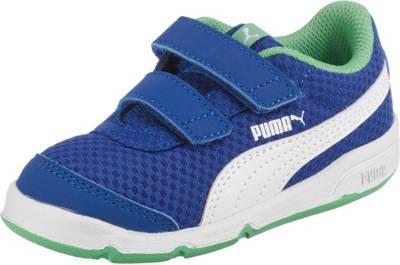 Mesh JungenBlau Inf Stepfleex PumaBaby Sneakers Low V 2 Für j435RAL