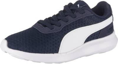 PUMA, Sneakers ST Activate AC PS für Jungen, dunkelblau