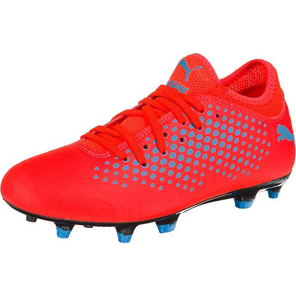 Puma Fussballschuhe Future 19 4 Fg Ag Jr Fur Jungen Rot
