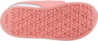 Beste Qualität Damen PUMA Sneaker Turin NL weiß schwarz rot