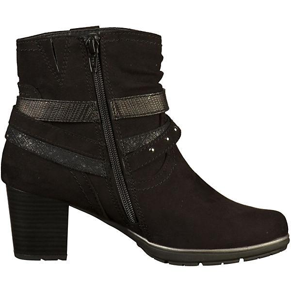 Jana, Stiefelette Klassische Qualität Stiefeletten, schwarz  Gute Qualität Klassische beliebte Schuhe 6ba187