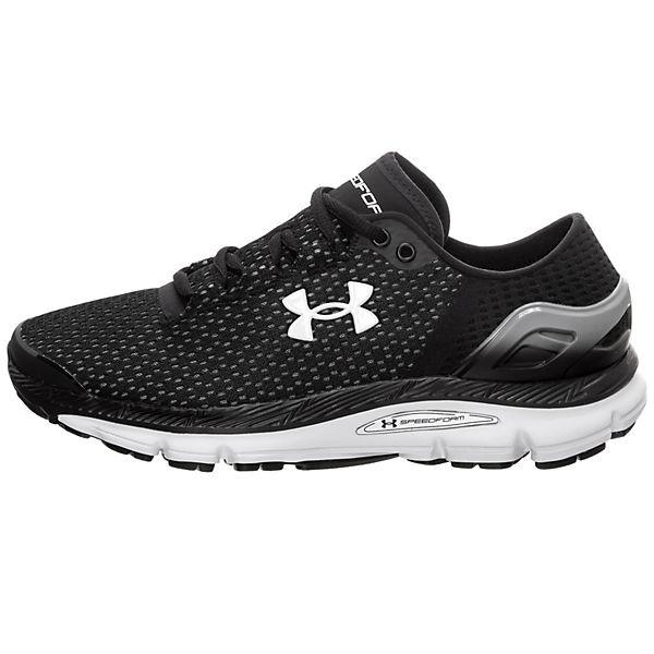 Under Armour, Under Armour SpeedForm Intake Gute 2 Laufschuh, schwarz/weiß  Gute Intake Qualität beliebte Schuhe ed2b9f
