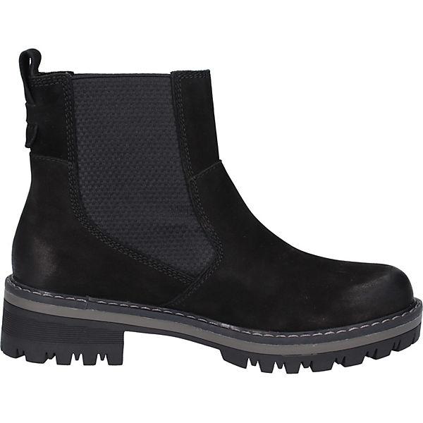 Tamaris, Stiefelette Klassische Stiefeletten, beliebte schwarz  Gute Qualität beliebte Stiefeletten, Schuhe a98ee1