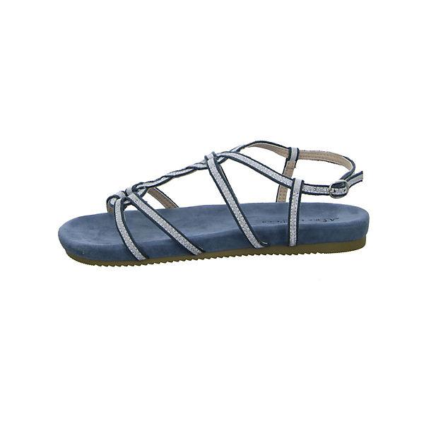 Alma en Pena, Klassische Sandalen, beliebte blau  Gute Qualität beliebte Sandalen, Schuhe 5c5121