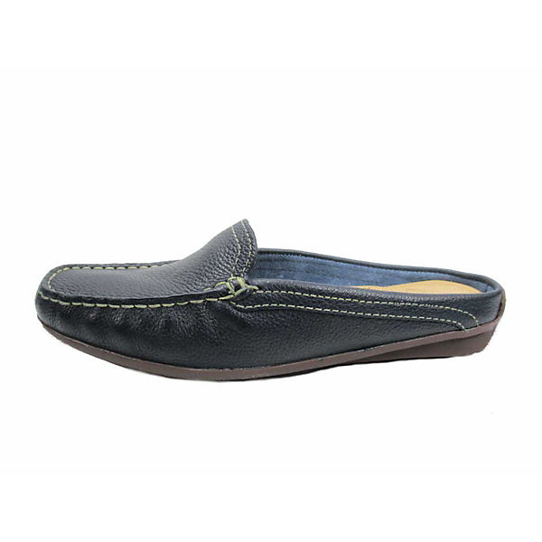 Wirth, Pantoletten, blau  Gute Qualität beliebte Schuhe