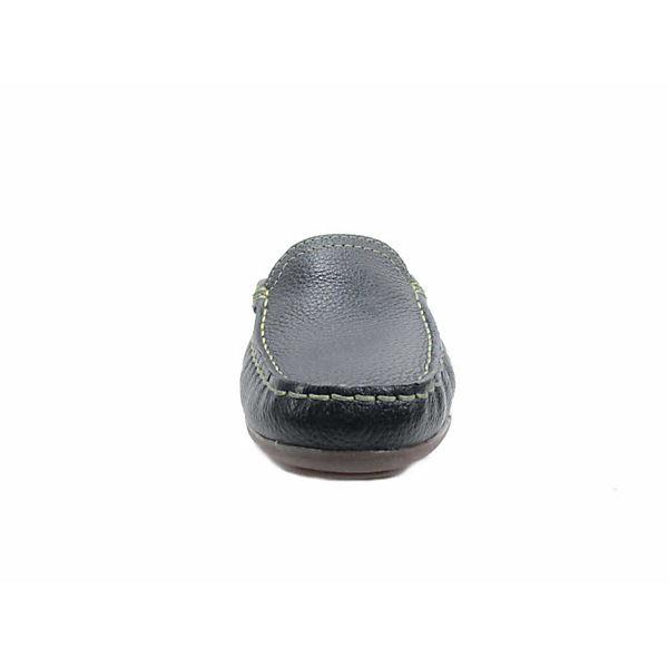 Wirth, Pantoletten, blau blau Pantoletten,  Gute Qualität beliebte Schuhe 1b7c36