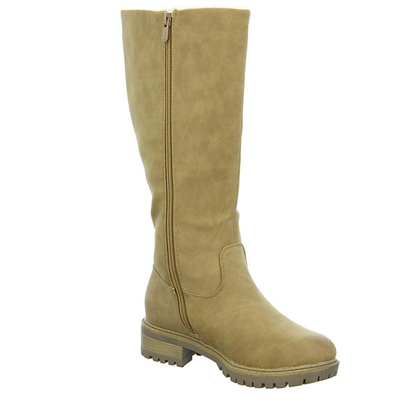 Alyssa, Damen Stiefel braun WM013A-62 Klassische Stiefel, braun Stiefel   31b9aa