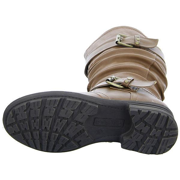 Alyssa, Klassische Damen Stiefel 55.266 Klassische Alyssa, Stiefel, braun   64e70a