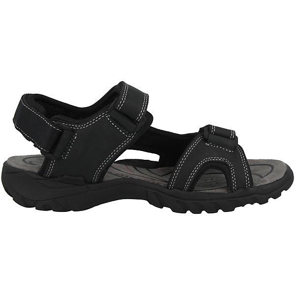Dockers by Gerli, Sandale  36LI015 Klassische Sandalen, schwarz  Sandale Gute Qualität beliebte Schuhe 43a98f