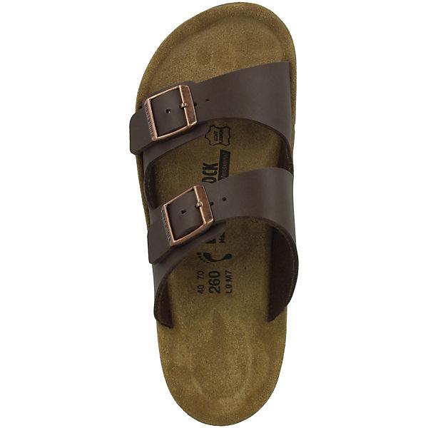 BIRKENSTOCK, Sandale Bilbao Birko-Flor Weichbettung schmal Gute Klassische Sandalen, braun  Gute schmal Qualität beliebte Schuhe 3aba79